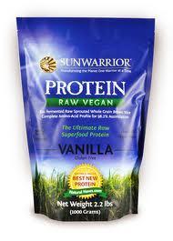 Raw Vegan Protein