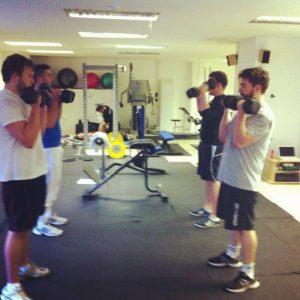 Personal Training London Class