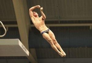 Boudia Twisting Dive