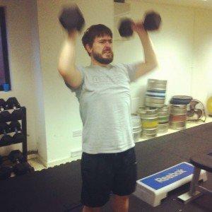 Jim T London Workout Journey