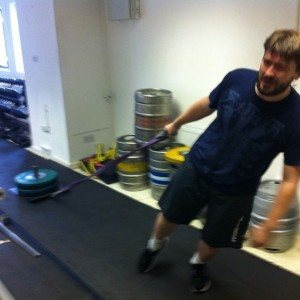 London Fitness Training Journey