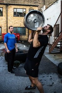 Strongman training is my favourite personal training tool