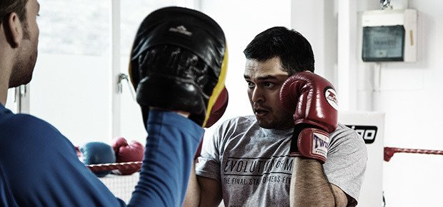 Swapnil Boxing