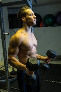 Tim Walker personal trainer in London