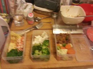 food for a 12 week body transformation in London