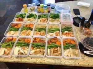 12 week body diet london