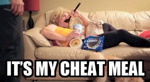 It's My Cheat Meal