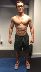 6 weeks on the Warrior Workout London