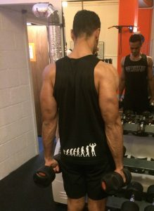 big triceps london personal trainer